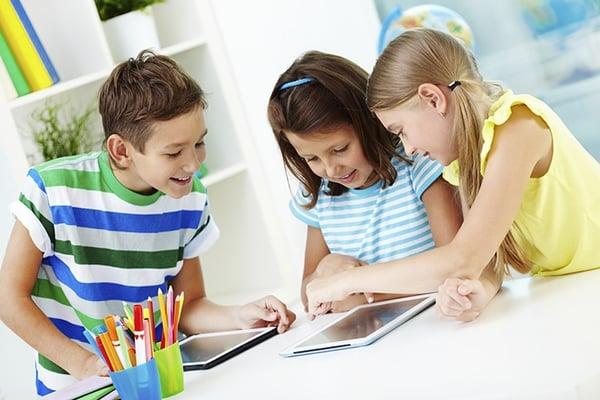 teaching global digital citizenship tablets